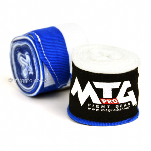 MTG 5m Handwraps - Blue/White